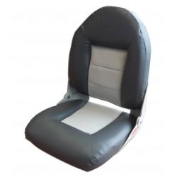 Boutique Siège, fauteuil Pike n bass confortable gris