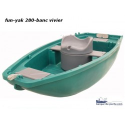 Pack Fun Yak Fun Yak 280 banc/vivier