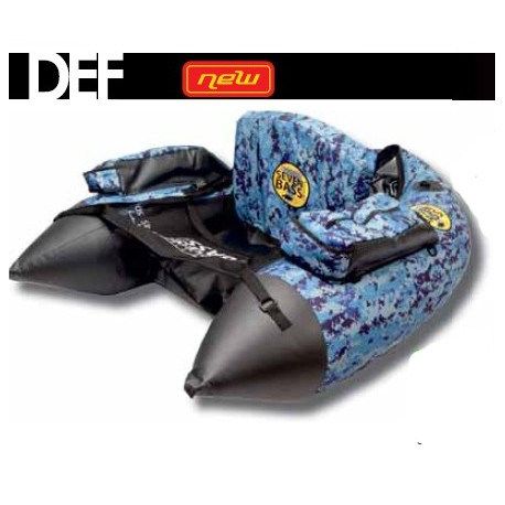 Float tube Seven Bass DEF marine