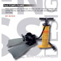 Pack POMPE-PALMES Hart