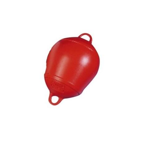 Bouée de mouillage rouge