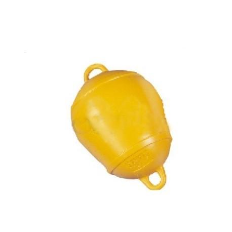 Bouée de mouillage jaune