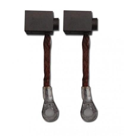 Paire de charbons pour moteur electrique 54/55 lbs