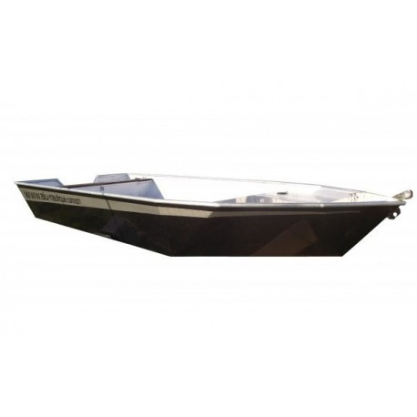 Barque aluminium peche