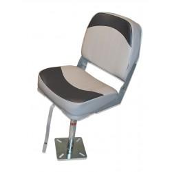 Boutique Pack siège confort avec pied fixe alu