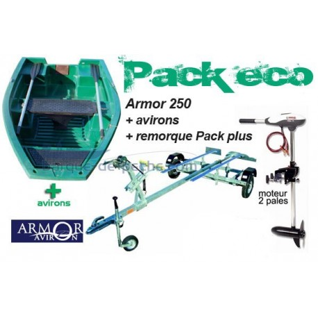 Armor 250 + remorque + Rhino 34 lbs