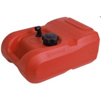Réservoir carburant portatif + Raccord tuyau carburant