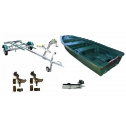 Pack Armor  Armor 400 + remorque + accessoires