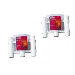 Paire Supports de cannes à tube BERKLEY blancs