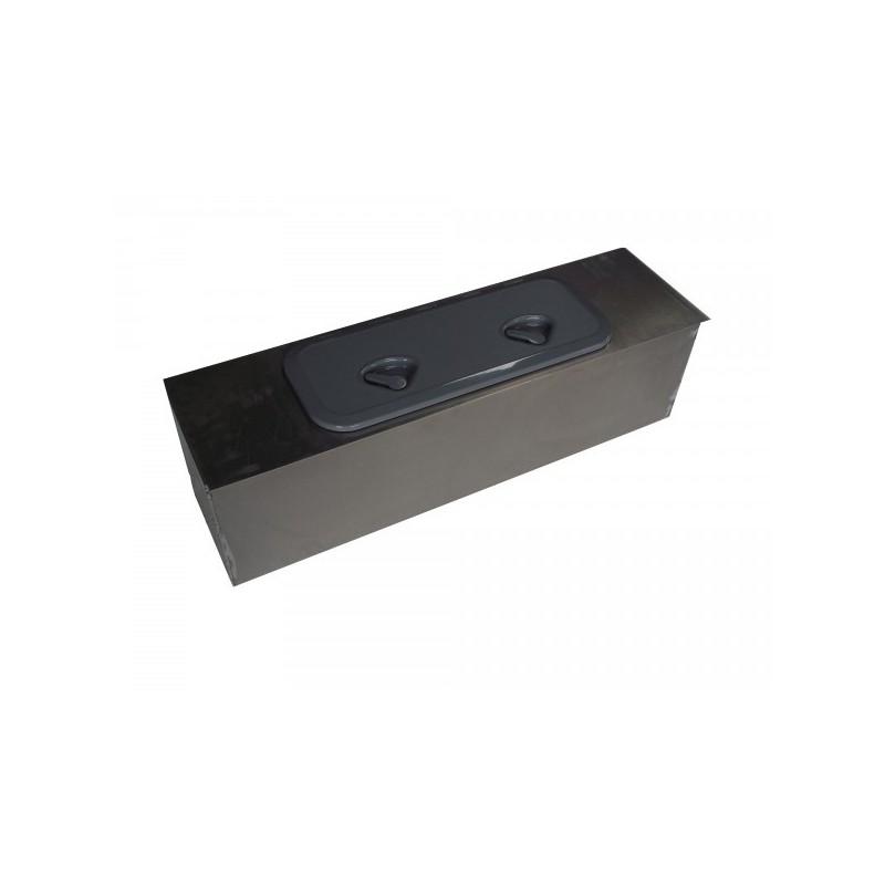 bac de vivier encastrer en aluminium. Black Bedroom Furniture Sets. Home Design Ideas