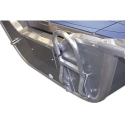 Accessoires bass boat Echelle aluminium pour barque alu