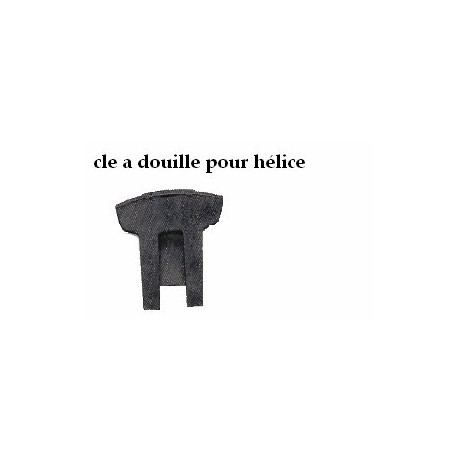 Cle a Douille Helice Rhino