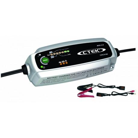 Chargeur de batterie Ctek MXS3.8 12V 3.8A