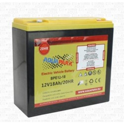 Boutique Batterie 12V/18AH