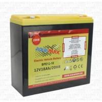 Batterie 12V/18AH