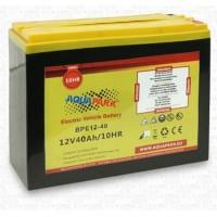 Batterie 12V/40AH