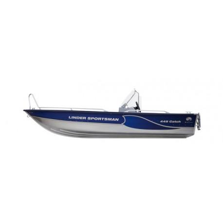 barque de peche Linder 445 Catch