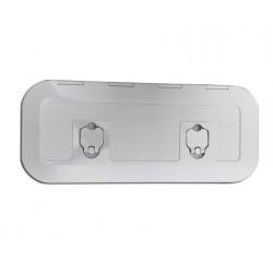 Accessoires bass boat Trappe de coffre grise PM
