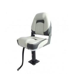 Sièges et fauteuils SIEGE CONFORT A/PIED FIXE ACIER GM - PIKE'N BASS