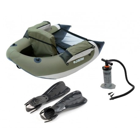 Pack luxe FLOAT TUBE GRAUVELL NOLAN