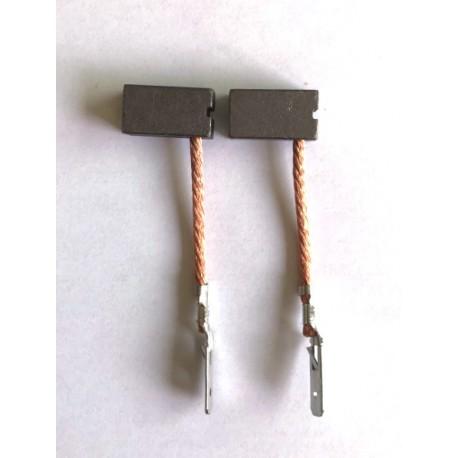 Paire de charbons pour moteur Hart X Ploder 50-55 lbs