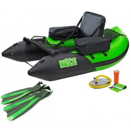 PACK FLOAT TUBE MAD CAT BELLYBOAT