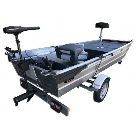 Pack Kimple 370 Angler avec plateforme
