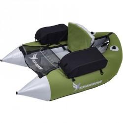 Float tube FLOAT TUBE SPARROW TRIUM VERT-GRIS
