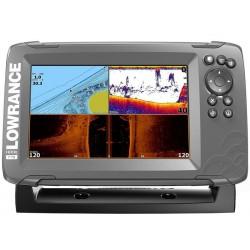Sondeurs Lowrance SONDEUR GPS LOWRANCE HOOK 2 - 7 TRIPLE SHOT