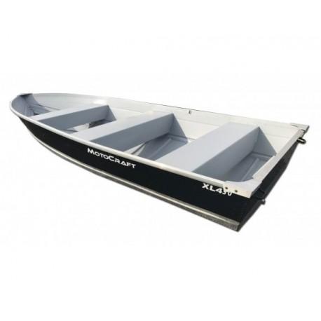 Barque MotoCraft XL430 NOIRE