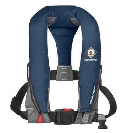 Gilet de sauvetage CREWFIT 165N Sport - MANUEL sans harnais - Bleu marine