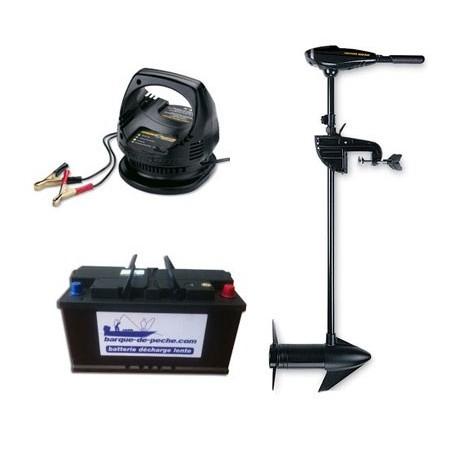 pack Endura 45 C2 V2 + batterie 100 ah + chargeur 110 PE
