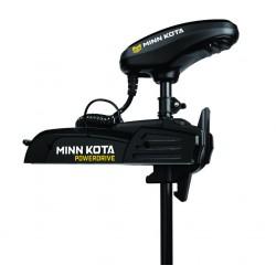 Moteurs Minn Kota Powerdrive 45BT - SPOTLOCK-137cm - 45LBS - 12Vcc