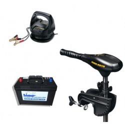 Pack moteurs pack Endura 55 C2 V2 + batterie 120 ah + chargeur 110 PE