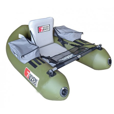 FLOAT TUBE SEVEN BASS BRIGAD NEO GIE