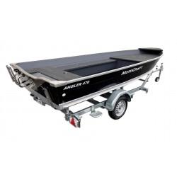 Pack Motocraft Pack barque Motocraft Angler 470 + REMORQUE SUNWAY G510PT19