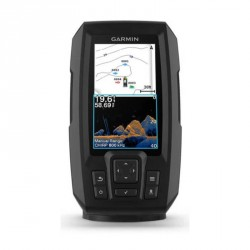 Sondeurs Garmin SONDEUR GPS GARMIN STRIKER Vivid 4cv Avec sonde GT20-TM