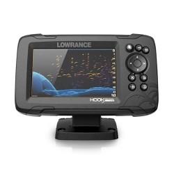Sondeurs Lowrance HOOK Reveal 5 avec sonde 83/200 HDI