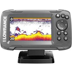 Sondeurs Lowrance HOOK² 4x avec sonde Bullet et traceur GPS CE