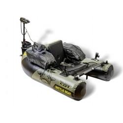 Pack Float tube Pack Float Tube Black Cat Battle Boat
