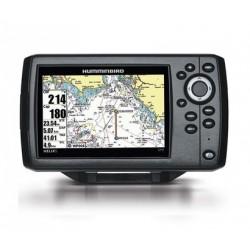 Sondeurs Humminbird GPS-Lecteur de carte HELIX 5 G2, avec antenne GPS intégrée