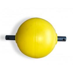 Accessoires Fun yak / Rigiflex Roue boule et rouleau pour barques Fun Yak