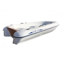 Rigiflex barque CAP 370 BLANCHE