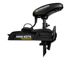 Moteurs Minn Kota Powerdrive 45BT - 122 cms - 45 lbs - 12 Vcc