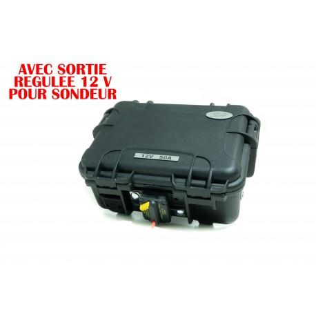 Batterie SH.Lithium 12,6V 50A