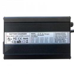 Chargeur batterie Chargeur Batterie SH.LITHIUM 12.6V 5AH