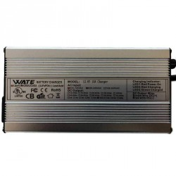 Chargeur batterie Chargeur Batterie SH LITHIUM 12,6V 5Ah