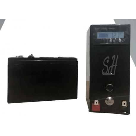Batterie SH.Lithium 12V 20A