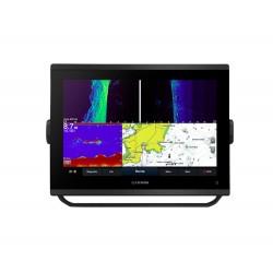 Sondeurs Garmin GPSMAP® 1223xsv Sondeurs SideVü et ClearVü plus sondeur traditionnel CHIRP avec fond cartographique mondial