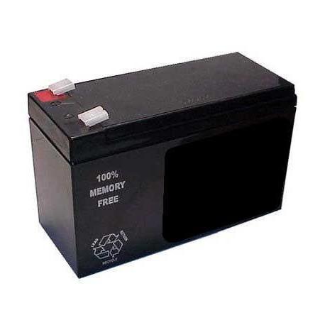 batterie echo sondeur 12v 8ah barque de p che distributeur vente barque peche. Black Bedroom Furniture Sets. Home Design Ideas